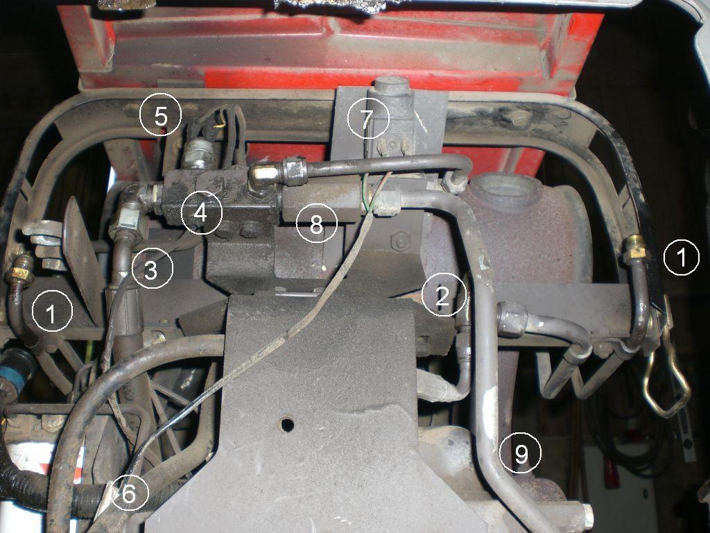 MF390hydraulics